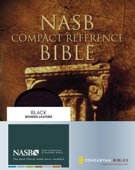 NASB Compact Ref Bible