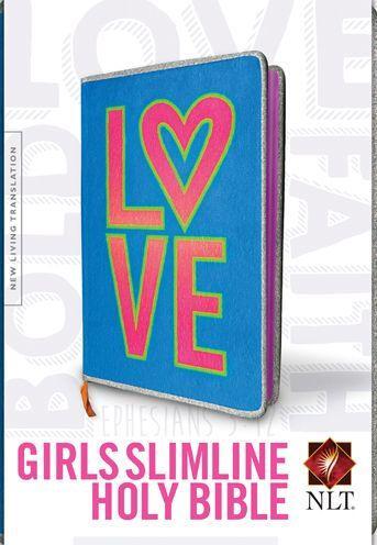 NLT Youth Slimline Bible HC