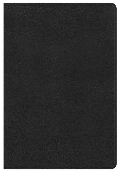 KJV Compact Ultrathin Bible Black LT