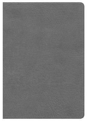 KJV Large Print Compact Ref Bible Black LT
