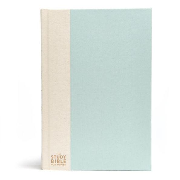 CSB THE STUDY BIBLE FOR WOMEN HC