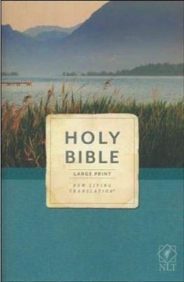 NLT Holy Bible Large Print SC