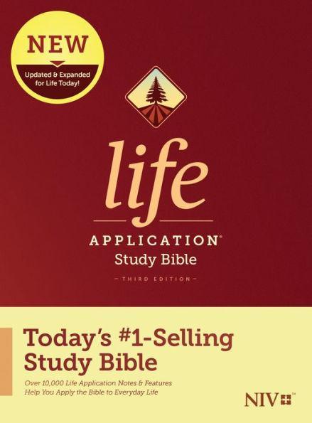 NIV Life Application 3rd Ed. SB HC